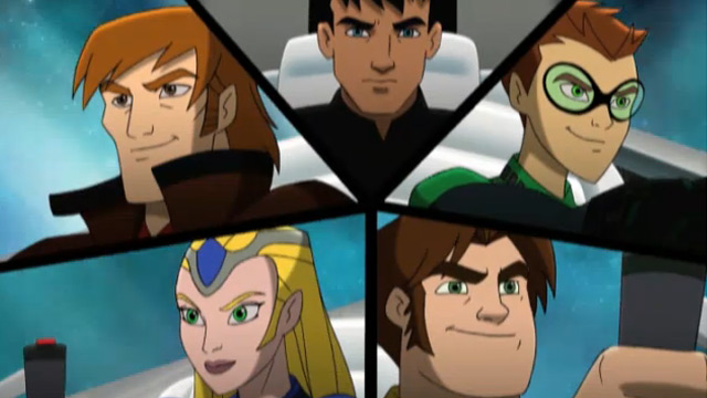 voltron old versions