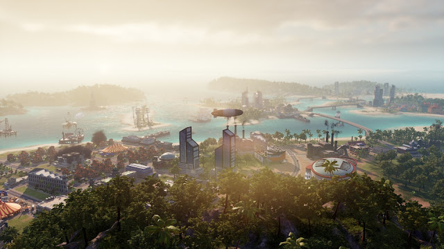 Tropico 6 The Llama of Wall Street PC ISO Imagenes