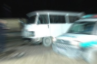 Minibüslü hırsızlar kıskıvrak yakalandı