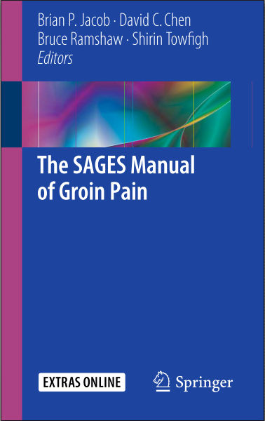 The SAGES Manual of Groin Pain (January 10, 2016)