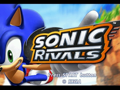Review Sonic Rivals Psp Digitally Downloaded