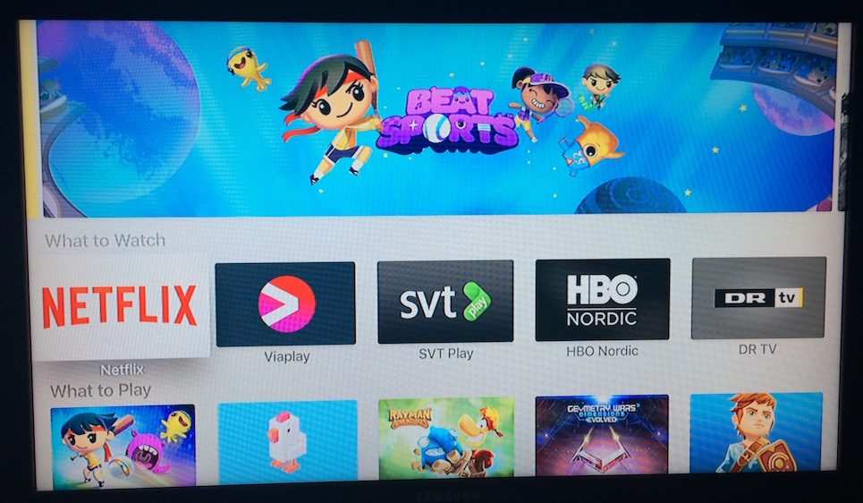 vilka kanaler ser man på apple tv