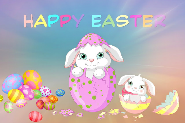 Happy Easter Day Clipart Images