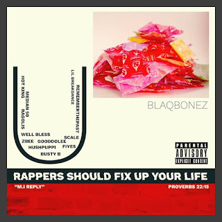 BlaqBonez – You Rappers Should Fix Up Your Lives (Reply To MI Abaga)
