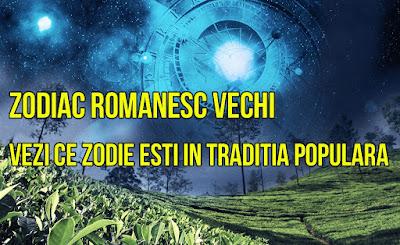Horoscop românesc vechi