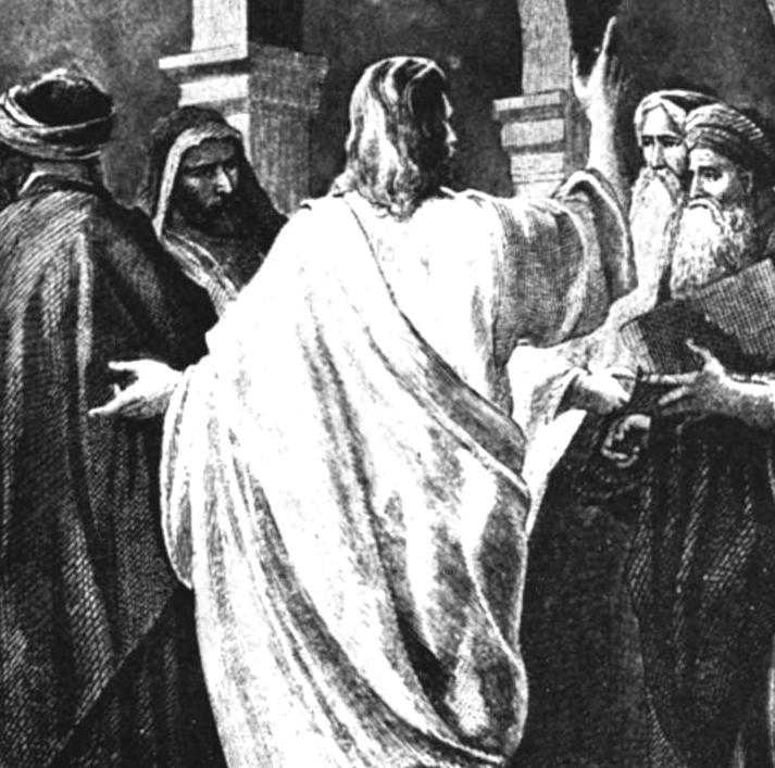 Image result for Jesus and pharisees