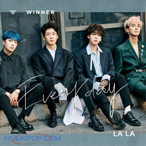 WINNER – LA LA -Japanese Ver.- – Single (ITUNES PLUS AAC M4A)