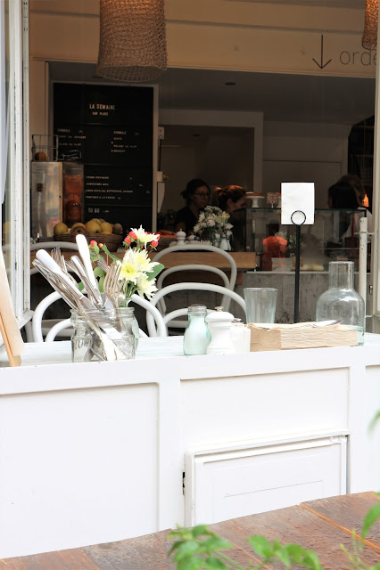 Marcelle / Healthy food / Blog Atelier rue verte / Bouquet /