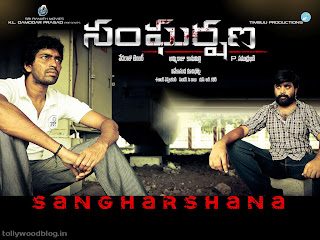 Watch Sangarshana Telugu Movie Online for Free