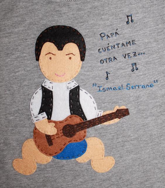 camisetas Ismael Serrano