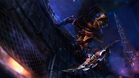Phantom Assassin DOTA 2 Wallpaper, Fondo, Loading Screen