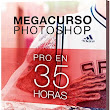 "Megacurso de Photoshop ""Pro en 35h"" 4/5 Incl. Archivos Base"