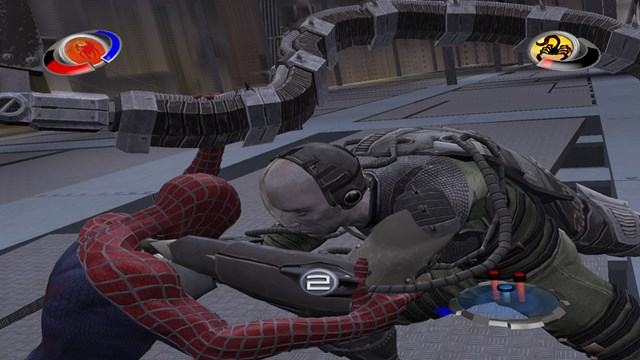 Download Spider Man 3 PC Games Gameplay