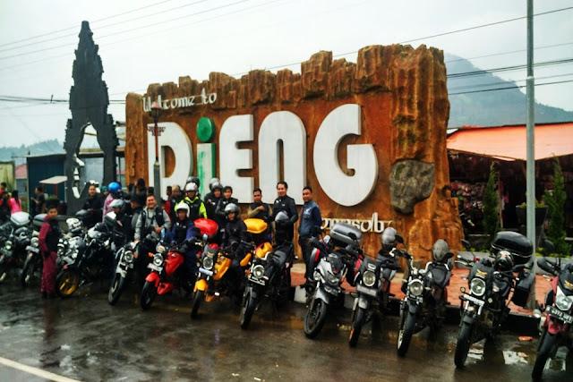 Lokasi di Indonesia yang Cocok Untuk Touring Motor