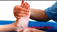 cara mengobati kaki keseleo