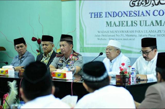 Ahok Sudah Diproses, MUI dan Polri Himbau Umat Islam Tidak Demo Lagi
