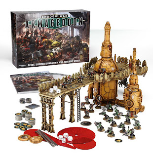 Shadow War Armegeddon Games Workshop Boxed Game