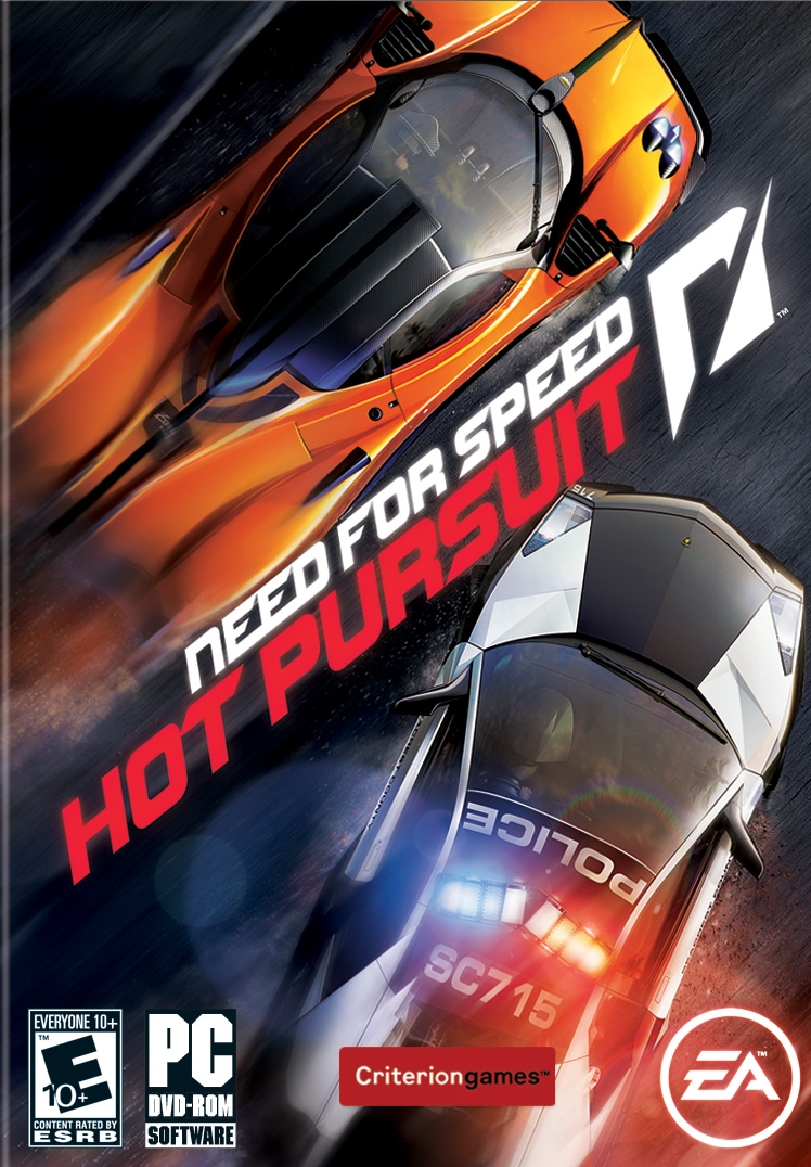 Descargar Need for Speed: Hot Pursuit 2010 [PC] [Full] [Español] [ISO] Gratis [MEGA]