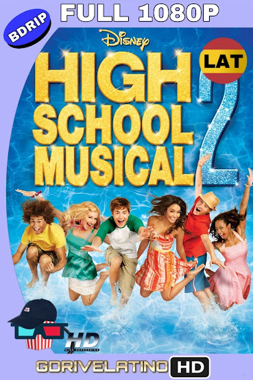 High School Musical 2 (2007) BDRip 1080p Latino-Ingles mkv