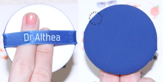 Sun Cushion & Primer DR.ALTHEA