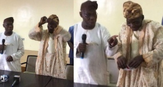 We Haven't Recovered From The Fight That Made Obasanjo Tear His PDP Membership Card – PDP Cries Out