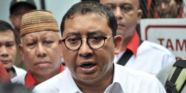 Fadli Zon Yakin Prabowo-Sandi InsyaAllah Menang dengan 63 Persen Suara