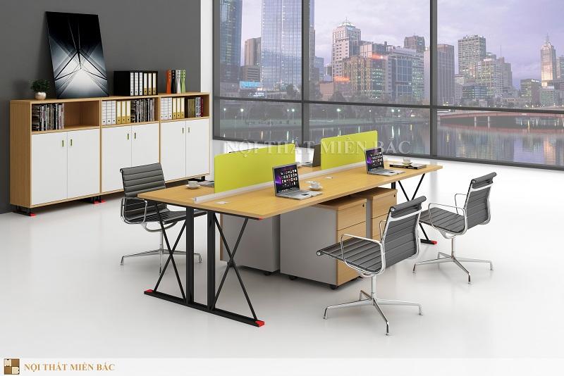 Thiết kế nội thất phòng làm việc tại Hà Nội không gian sáng tạo