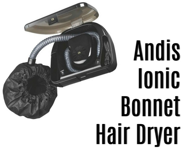 Click here to buy the ANDIS® BONNET HAIR DRYER BLACK, a fave soft bonnet hair dryer for natural hair.