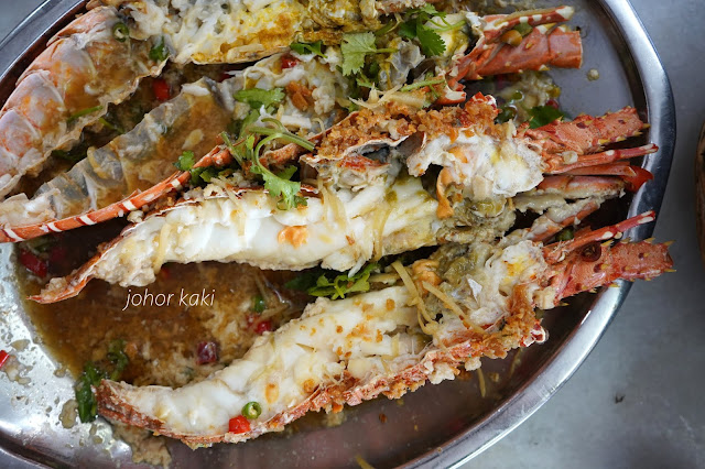 Steamed-Lobster