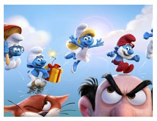 The Smurf: The Lost Village (2017)