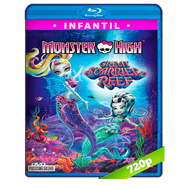 Monster High: The Great Scarrier Reef (2016) BRRip 720p Audio Dual Latino-Ingles
