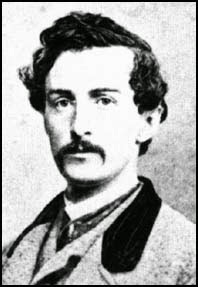 """""""And speaking of which..."""": John Wilkes Booth...in ..."""
