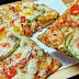 Domino's और pizza हट जैसा पिज़्ज़ा बनाए बिना ओवन के घर पर ही