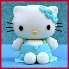 HELLO KITTY DE FIMO