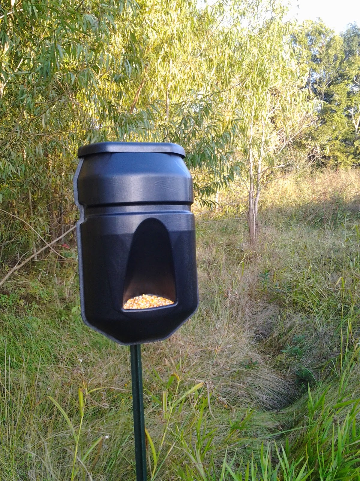 Pig-Out Deer Feeder