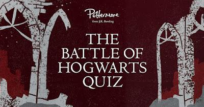 La Battaglia di Hogwarts - il Quiz