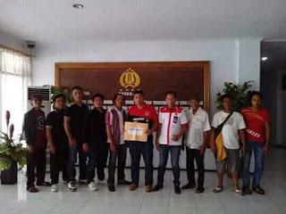 Ormas LAKI Laporkan Dugaan Penipuan Dilakukan Oknum Mantan Anggota DPRD Bolmong