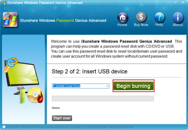how to unlock laptop forgot password