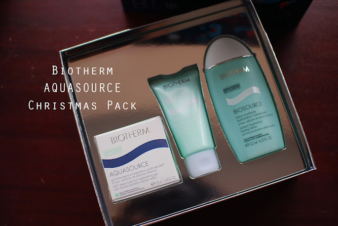 Biotherm Aquasource Christmas Pack Normal Skin