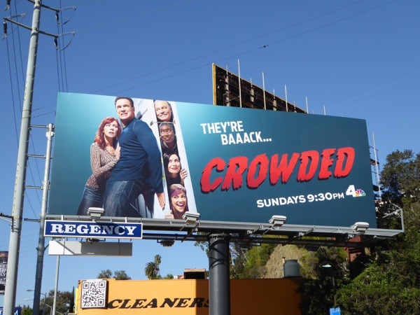 Crowded season 1 billboard