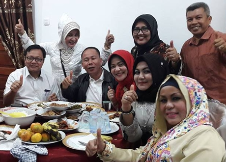 Tempati Rumah Dinas, Ketua DPRD Kota Padang Sebut Fasilitas Belum Lengkap