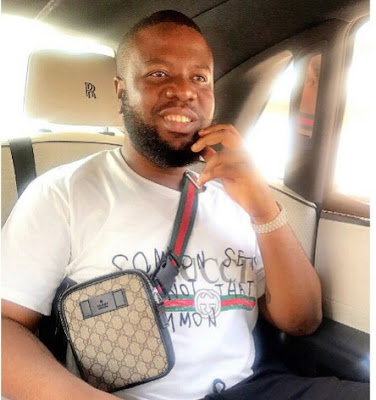 Hushpuppi Shares His Touching True Life Story And His Present Worth
