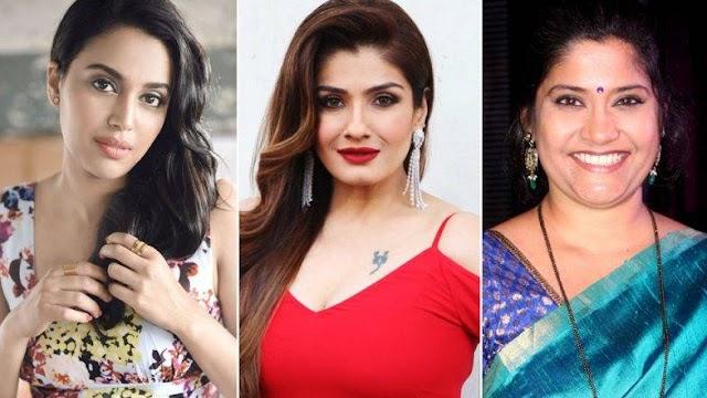 Raveena Tandon, Renuka Shahane , Swara Bhasker named as members of CINTAA committee