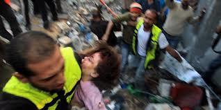 Gaza Memerah
