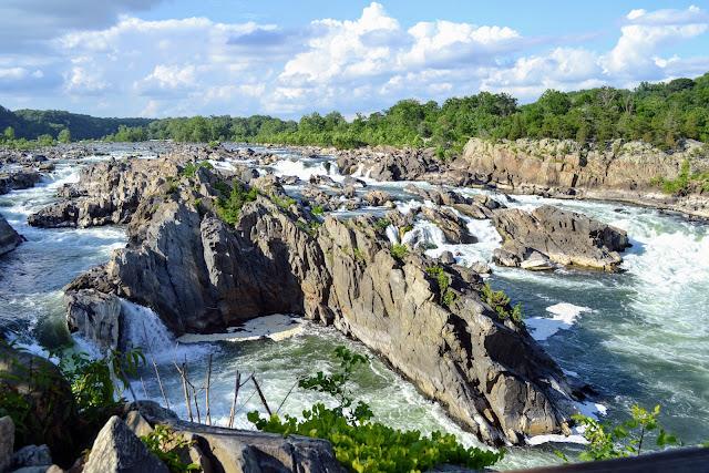 Великі Водоспади. Вірджинія (Great Falls National Park, Virginia)