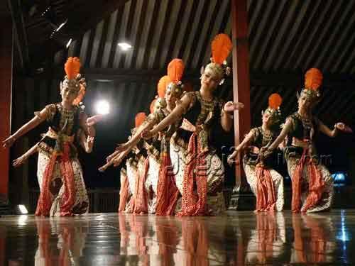 Tari Klasik Yogyakarta