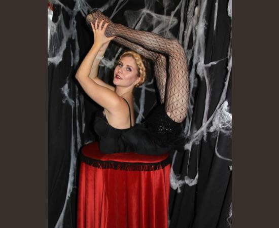 Fantasias Halloween - Contorcionista