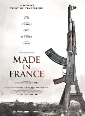 Made In France 2015 DVD Custom NTSC Latino