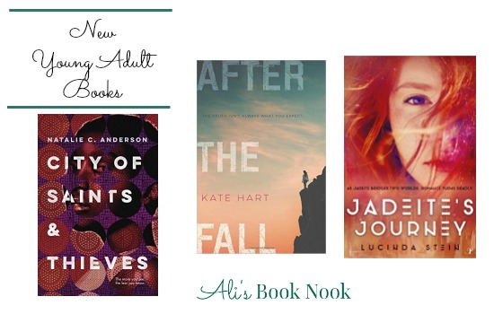 New books for teens January 24