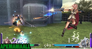Dissidia 012 - Duodecim Final Fantasy (USA) psp iso screenshot 2